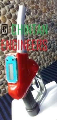 Automatic Shut Off Fuel Nozzle