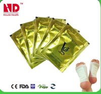 Golden Vg Detox Foot Patch