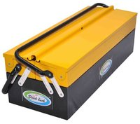 Three Compartment Cantilever Tool Box