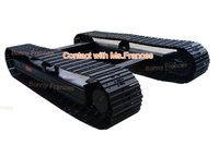 Steel Track Undercarriage For Core Drilling Rig