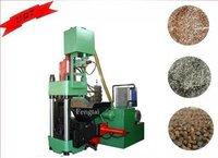 Hydraulic Metal Scrap Briquetting Machine