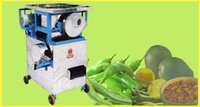 Raw Mango Cutting Machines