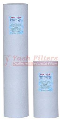 Industrial Pp Spun Sediment Filter Cartridge