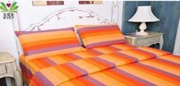 Breathing Cloth Hand Knitting Cotton Bedding Sets 4pcs