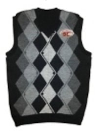 Sleeveless Woolen Sweater
