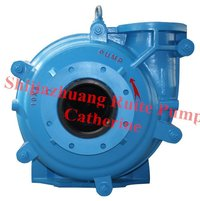 Heavy Duty Single-Stage Centrifugal Slurry Pump