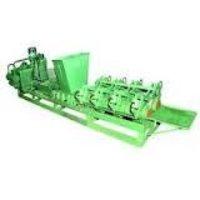 Industrial Coir Pith Block Making Machine