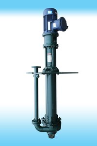 Wear Resistant Vertical Submersible Cantilever Slurry Pump