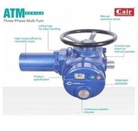 Three Phase Multi Turn Electrical Actuators