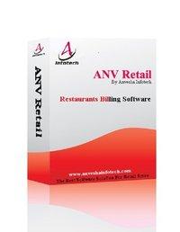 Anv Retail Restaurants Billing Software
