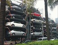 Rotary Car Parking