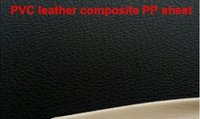 Pvc Leather And Pp Foam Sheet Composite