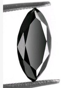 Marquise Trited Black Diamond