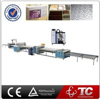 Mulitfunctional Pur Hot Melt Glue Laminating Machine