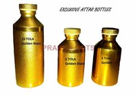 Screw Neck Attar Aluminum Bottles