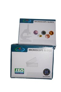 Microscopic Glass Slides Frosted Thickness 1.35mm