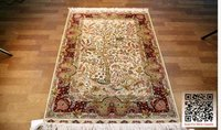 Handmade Carpet Rug Silk Carpet
