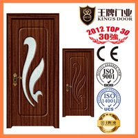 Interior Wooden Mdf Pvc Door