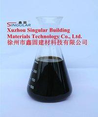Singular Concrete Admixture