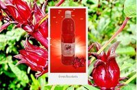 Roselle (Hibiscus) Juice Healthy Soft Drink