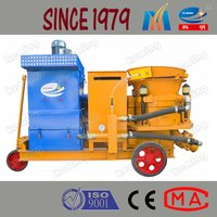 Dedusting Shotcrete Machines