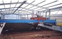 Auger Type Compost Turner