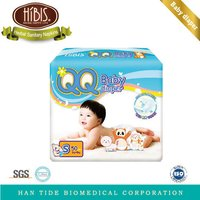 Hibis Happy Zoo Qq Baby Diaper S