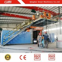 Road Barrier Blow Making Plastic Machinery