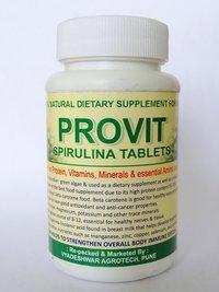 Provit Spirulina Tablets