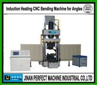 Induction Heating Cnc Angle Bending Machine