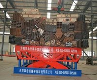 Warehouse Hydraulic Cargo Scissor Lift With Ce