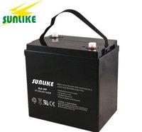6v200ah AGM VRLA Battery MF Battery For Ups & Solar