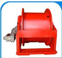 Hydraulic Winch Use On High Attitude Platform