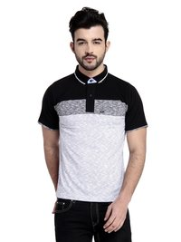 Men'S Brand Coller T-Shirt