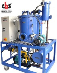 Single Stage Oil Filtration System For Transformer Oil