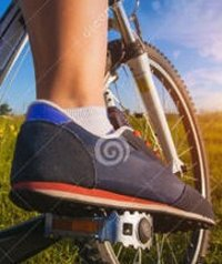 Bicycle Foot Pedal
