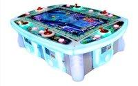 Powerful Fish Hunter Video Arcade Games Machines