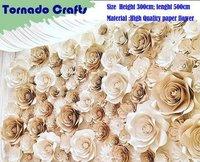 Wedding Wall Hanging Artificial Paper Flower