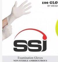 Examination Gloves Non Sterile Ambidextrous