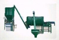 Spiral Ribbon Dry Powder Mixer