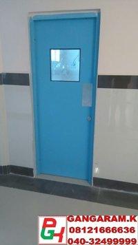 Modern Hospital Doors
