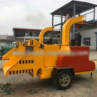 Moveable Wood Chipper
