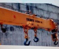 Hydra Crane (Escorts 14 Ton 2011)