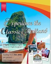 Experience The Classic Thailand Tour Package Services
