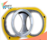 Concrete Pump Wear Plate And Cutting Ring