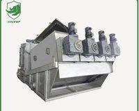 Multi-Disk Screw Press Dewatering Machine