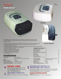C-Pap With Heated Humidifier