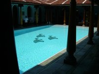 Solution For Overflow Chanel Outdoor & Indoor Installation For Deck Level Swimming Pools