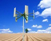 Wind Turbine Generator 2kw (Vawt)