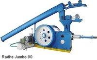 Radhe Jumbo 90 Biomass Briquetting Plant